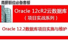 Oracle 12.2数据库实施与维护(项目实战系列)专题