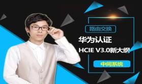 华为HCNP-HCIE v3.0中间系统视频课程