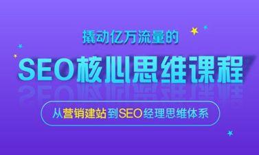 2018**SEO实战技术核心视频课程(建站+SEO)