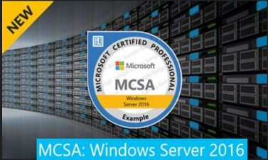 MCSA(MCSE)Windows Server 2016视频课程