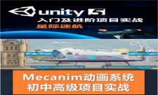 unity5之3D2D全实战开发套餐专题