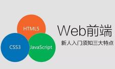 Web前端开发:前端开发快速入门