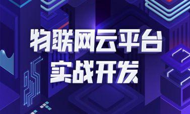 物联网云平台实战开发
