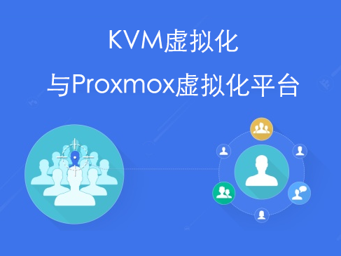 KVM虚拟化与Proxmox虚拟化平台视频课程