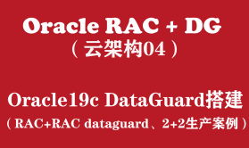 Oracle RAC+DG生产实战(4):Oracle19c RAC DataGuard搭建2+2