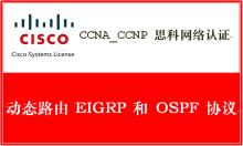 CCNA_CCNP 思科网络认证 动态路由 EIGRP 和 OSPF 协议