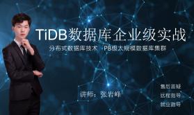TiDB分布式数据库企业级实战