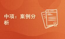 薛大龙2021软考系统集成项目管理师(中项):案例分析