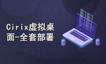 Citrix Virtual Desktops 新版本1912-CU3虚拟桌面全套