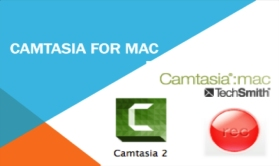 Camtasia For Mac 使用及开发实战视频课程